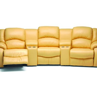 41066-palliser-leather-recliner-sectional-dane-front