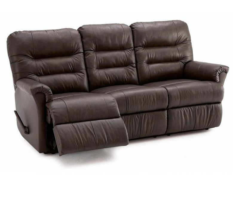 Palliser Fiesta Leather Reclining Sofa Set