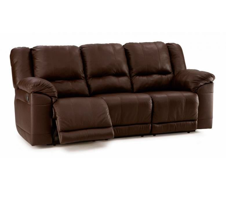 Palliser Franco Leather Reclining Sofa u0026 Set