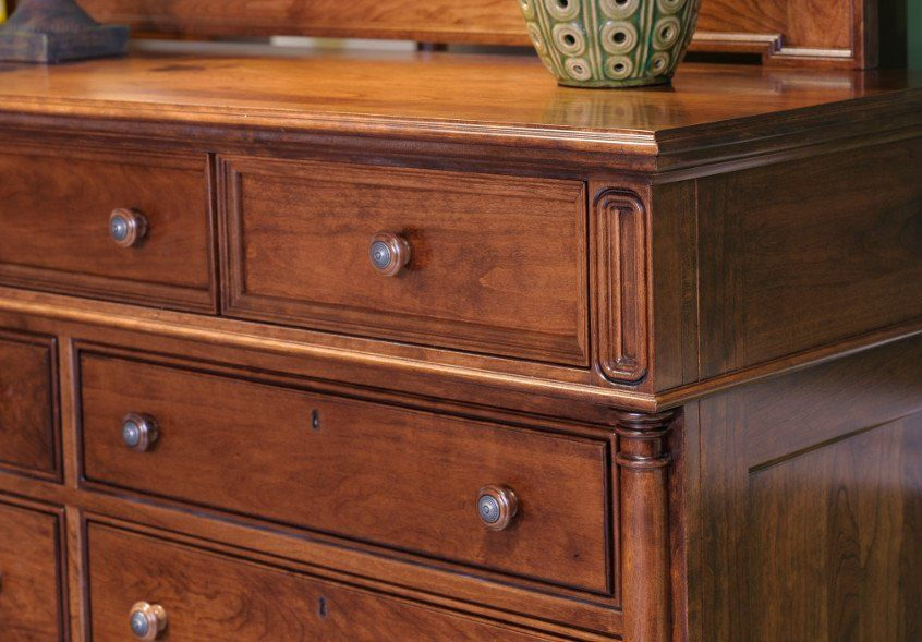 monticello bedroom set by yutzy furniture